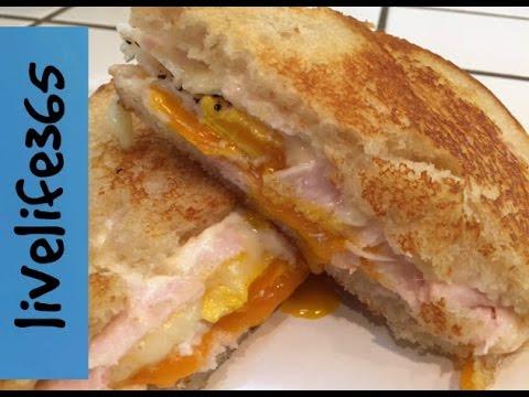 How to...Make a Killer Fried Egg Turkey Melt
