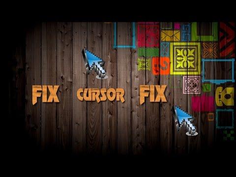 Custom Cursor Back To Default After Restart *FIX*
