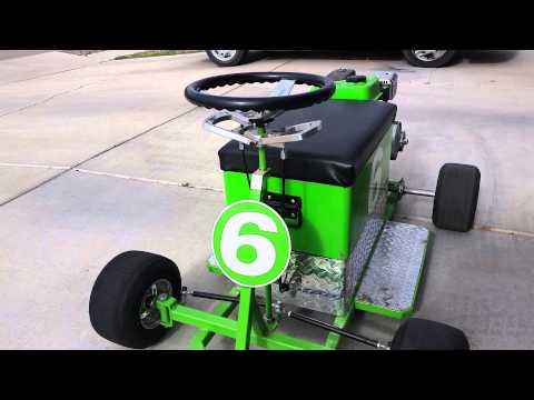 6.5HP Cooler Racer