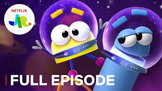 A StoryBots Space Adventure FULL EPISODE   Netflix Jr