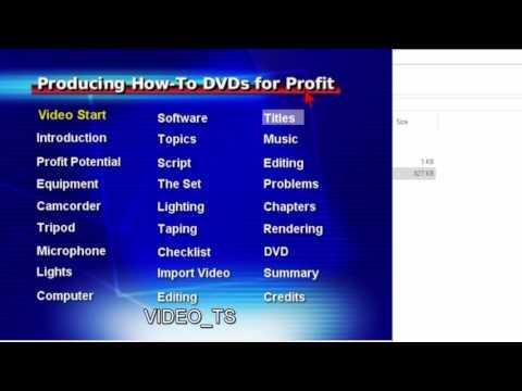 Put many DVD movies on a single USB drive, Windows & Mac