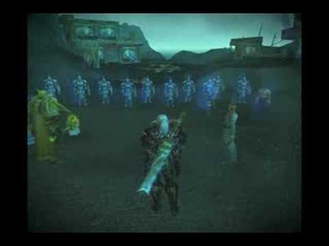 First Arthas Quest (WotLK)