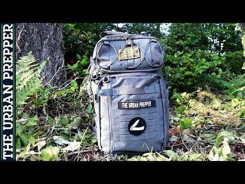 Vanquest Trident-31 Backpack Review