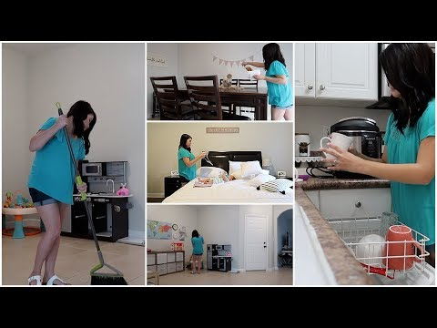 CLEANING AFTER THE WEEKEND | CLEANING MOTIVATION