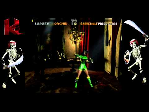 Arcade Classic Killer Instinct Orchid Ultra Combo On Xbox One Orchid... Snes Anyone?