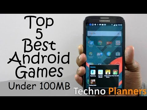 Best Top 5 Android Games under 100MB | Free | Offline