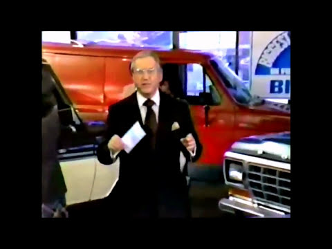 Ford Commercial with Ed McMahon (1979)