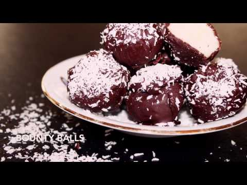 How to make the best bounty balls ever - (Easy recipe) | Daniela's Home Cooking
