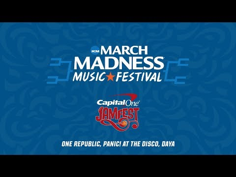 March Madness Music Fest: Capital One Jam Fest
