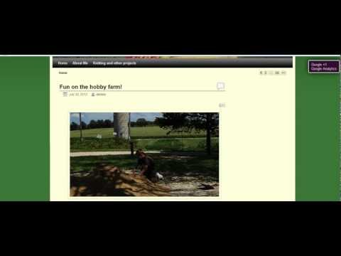 Missing Sidebar in WordPress