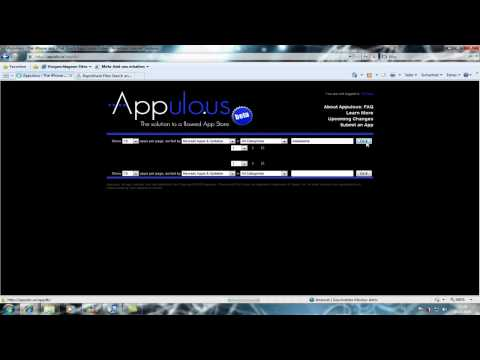 How to put Apps on iPhone From Computer HD