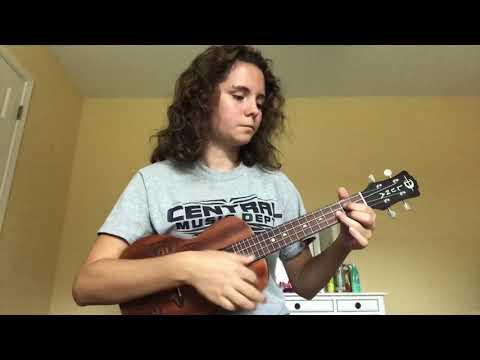 Oceans by Hillsong United: ukulele cover