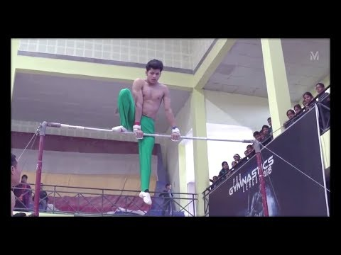 Siddharth Nigam | Pro Gymnastics League 2019 | Uncut Performance