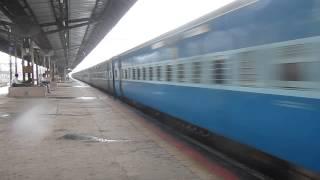 12990 AJMER  - DADAR (MUMBAI) SUPERFAST EXPRESS...Indian Railways!