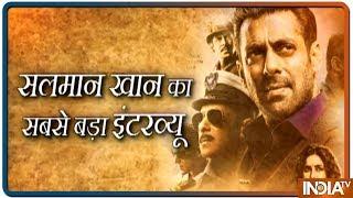 Bharat stars Salman Khan and Katrina Kaif reveal interesting facts about their film