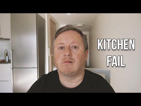 A Day in the Life: Kitchen Fail in Tallinn, Estonia