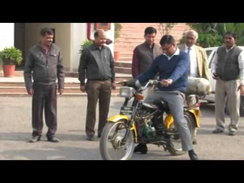 Air-O-Bike: Road Show by Mr. Sharad Singh,CEO,SMS on Feb 12, 2016. at 4:30 PM