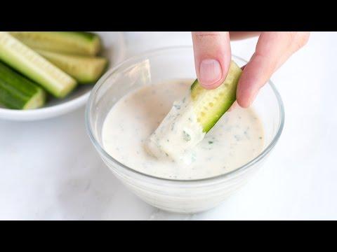 Dreamy Tahini Sauce Recipe - How to Make Homemade Tahini Sauce