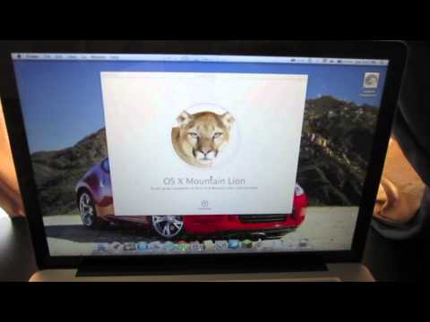 How To Upgrade Mac To OSX Mountain Lion The Easy Way