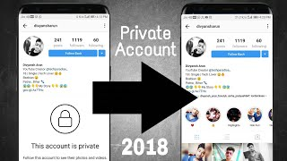 Trick to View Instagram Private Account Photos - English Re-Upload 🔥🔥🔥