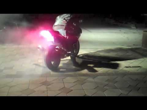 A Perfect Circle Burnout   By Leo