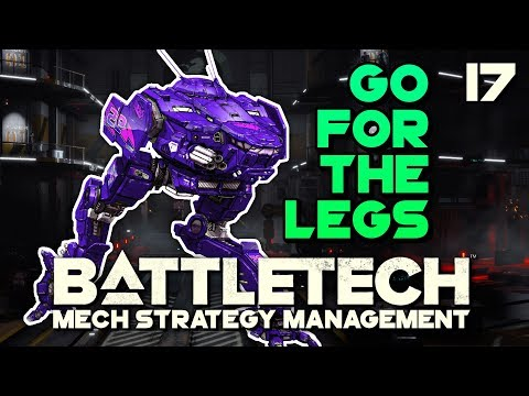 Go for the Legs! Salvage That Cicada | BATTLETECH 🤖 #17