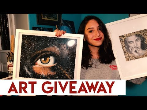 ART GIVEAWAY! [closed]