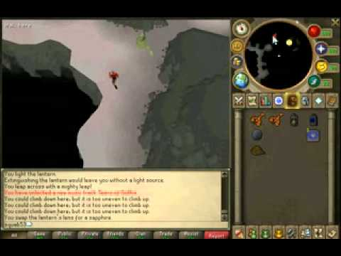 Runescape Tears of Guthix Quest Guide