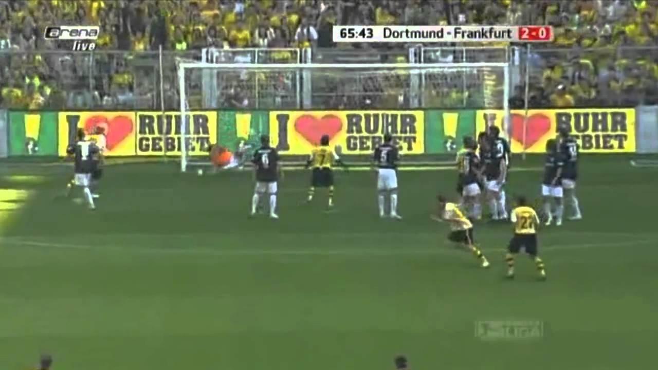 BVB 2:0 Eintracht Frankfurt Frei  HD