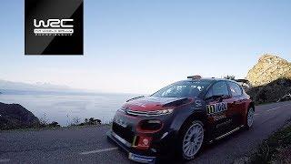 WRC - Corsica linea - Tour de Corse 2018: HIGHLIGHTS Stages 5-7