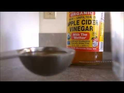 How to: Drink Apple Cider Vinegar ♡