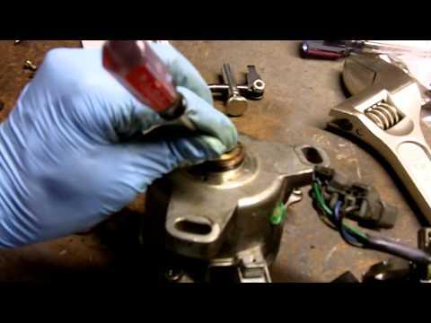 Honda Distributor Oil Seal Replacement