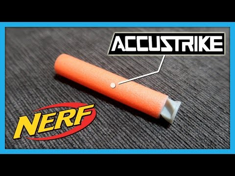 How the most ACCURATE Nerf Dart was made (with SCIENCE!)