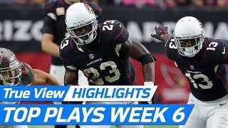 Top 5 freeD Plays Week 6   NFL Highlights