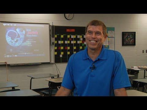 Teacher Testimonials - Bob Wallace, High School Biology Teacher