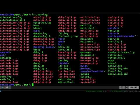 19 Send to System Log Linux Shell Tutorial