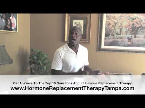 Hormone Replacement Therapy Tampa Fl