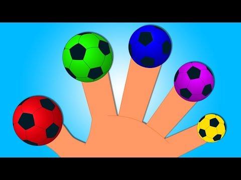 Soccer Ball Family | Song for Children | Nursery Rhyme for Kids
