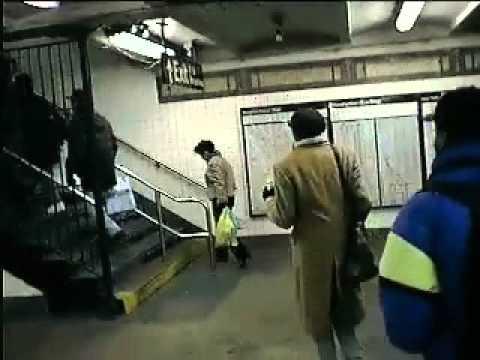 NYC Subway: 8 Street, NYU, NR Trains