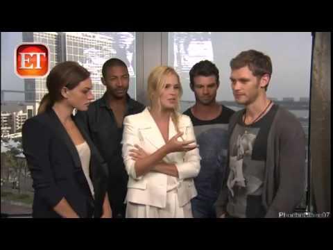 u0027The Originals u0027 Cast Feels Like A Family
