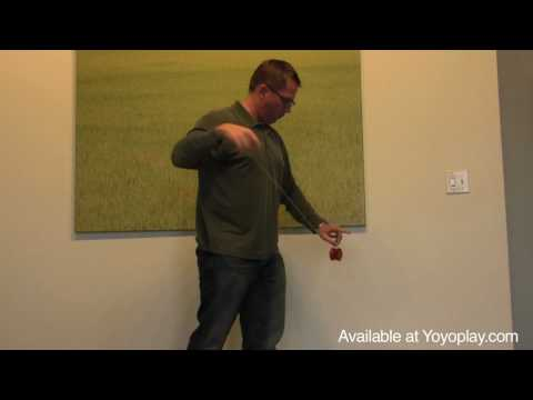 Duncan Butterfly Yoyo Demo, with Yoyoing