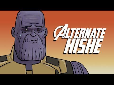 Infinity War Alternate HISHE