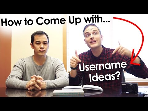How To Come Up With A YouTube Name