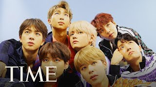Download BTS On Their New Album, Reveals Who Has The Best Dance Moves & More | TIME 100 | TIME Video