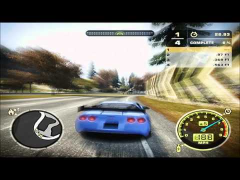 Need for Speed Most Wanted 2005 - HD Textures+ENB With Tutorial 2015