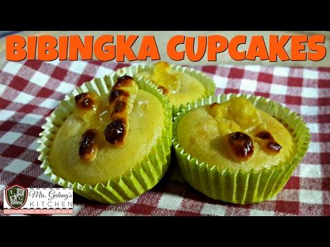 BIBINGKA CUPCAKES (Mrs.Galang's Kitchen S7 Ep1)