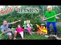 Camping With Baldi's Basics In Real Life 24 Hour Overnight Challenge mp3