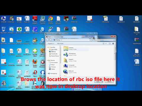 How to ready Pendrive for RBC(CentOS version)