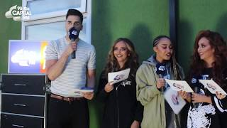 Little Mix Take On The Accent Challenge & Perrie's Scottish Is TOO Much