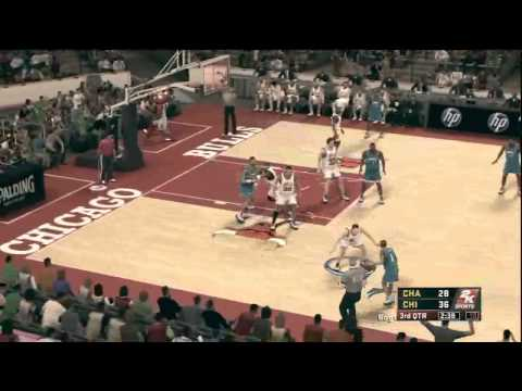 NBA 2K12: NBA's Greatest Mode - Michael Jordan